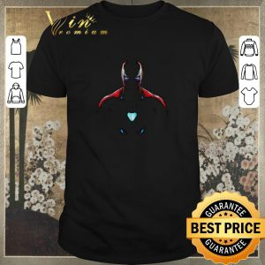 Hot Iron Man in the dark MCU shirt sweater