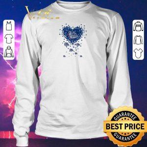 Hot Love Folsom Bulldog tiny hearts shape shirt sweater 2