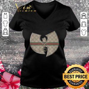 Hot Wu-Tang Clan mashup Gucci shirt