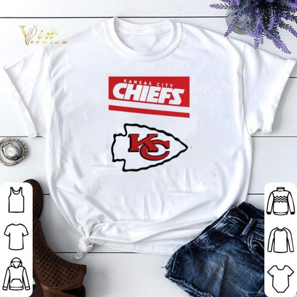 Kansas City Chiefs Logo Champions shirt sweater