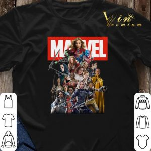 Marvel Avengers Woman MCU Signatures shirt sweater 2