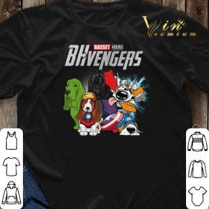Marvel Baset Hound BHvengers Avengers Endgame shirt sweater 2