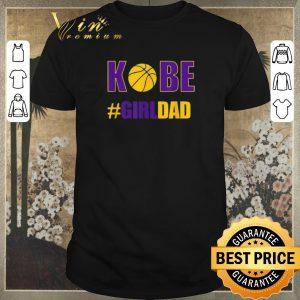 Nice Kobe #Girldad Father or Daughter Kobe Bryant shirt sweater
