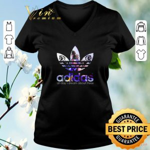 Nice Logo adidas all day i dream about Horse shirt sweater 1
