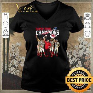 Nice Super Bowl LIV Champions Kansas City Chiefs shirt sweater 1