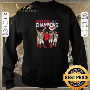 Nice Super Bowl LIV Champions Kansas City Chiefs shirt sweater 2