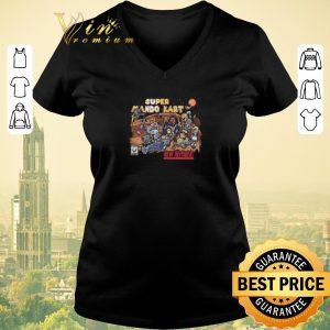 Nice Super mario kart new republic The Mandalorian shirt sweater 1