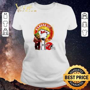Official Baby Groot hug Super Bowl LIV Kansas City Chiefs Champions Logo shirt sweater 1