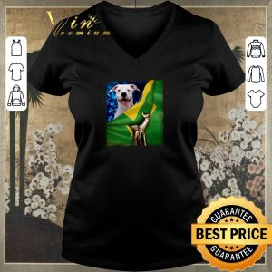 Official Bandeira do Brasil Dogo Argentino shirt sweater 1