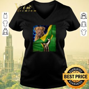 Official Bandeira do Brasil Dogue de Bordeaux shirt sweater 1