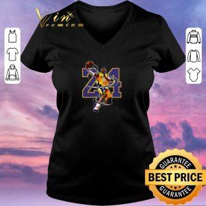Official Legend RIP Kobe Bryant 24 NBA The Black Mamba shirt sweater 1