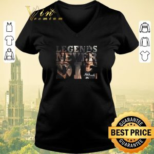 Official Legends Never Die RIP KOBE and GIGI Bryant shirt sweater 1