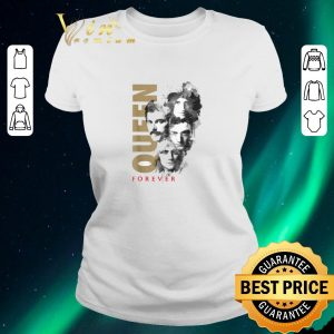 Official Queen Forever Queen Band Faces shirt sweater 1