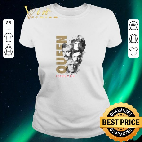 Official Queen Forever Queen Band Faces shirt sweater