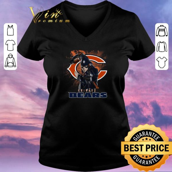 Official The Flash Chicago Bears shirt sweater