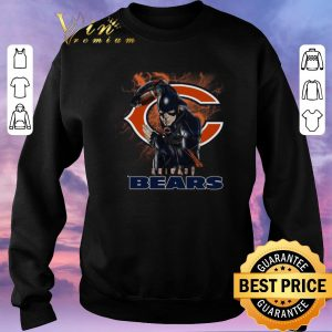 Official The Flash Chicago Bears shirt sweater 2