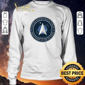 Official United States Space Force Department Of The Air Force shirt sweater 2