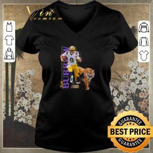 Original 9 Joe Burrow LSU Tigers shirt sweater 1