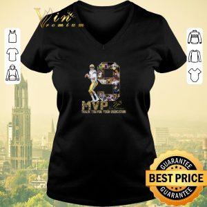Original 9 Joe Burrow MVP signature thank you for your dedication shirt sweater 1