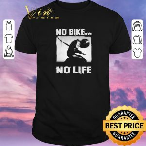 Original No bike no life motorcycle shirt sweater