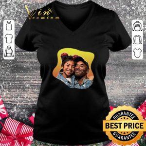 Original RIP Kobe Bryant and Gianna Bryant GirlDad Kobe And Gigi shirt