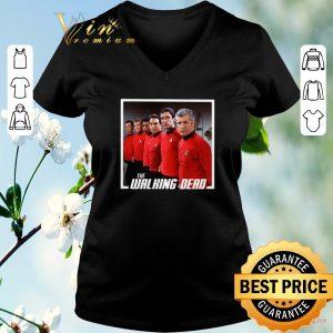 Original Star Trek Mashup The Walking Dead shirt sweater 1