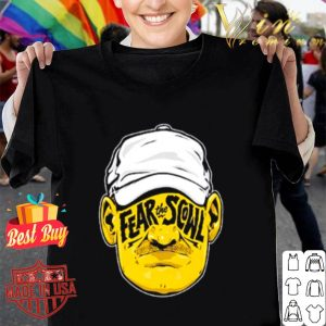 Pittsburgh Fear the Scowl shirt
