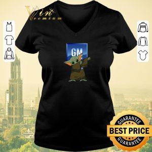 Premium Dabbing Baby Yoda Mashup General Motors Star Wars shirt sweater 1