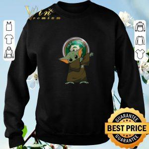 Premium Dabbing Baby Yoda Mashup Old Dominion Freight Line Star Wars shirt sweater 2