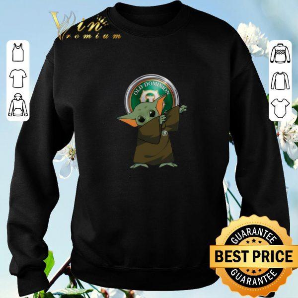 Premium Dabbing Baby Yoda Mashup Old Dominion Freight Line Star Wars shirt sweater