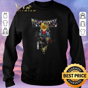 Premium Dragon Ball Super Trunk Super Saiyan Rage shirt sweater 2