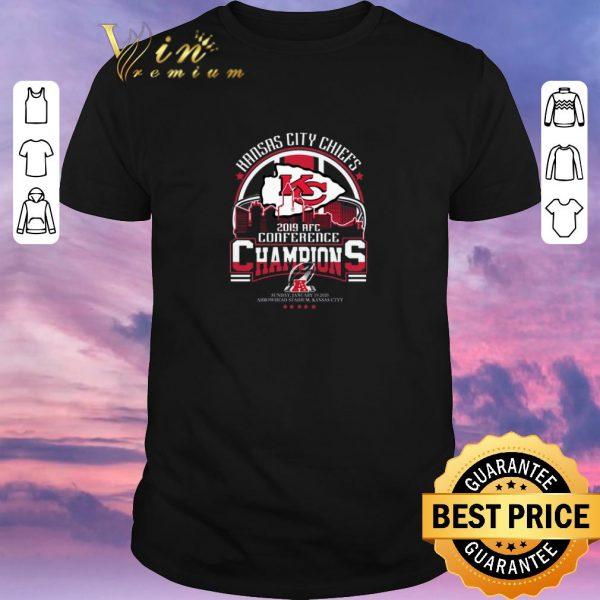 Premium Kansas city Chiefs 2019 AFc Conference Champions shirt sweater