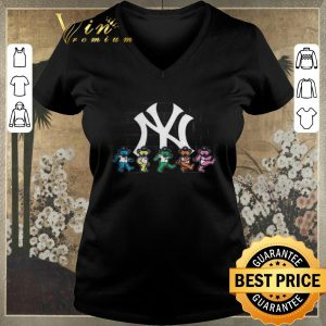 Premium New York Yankees Grateful Dead Logo Bear Stealie shirt sweater 1