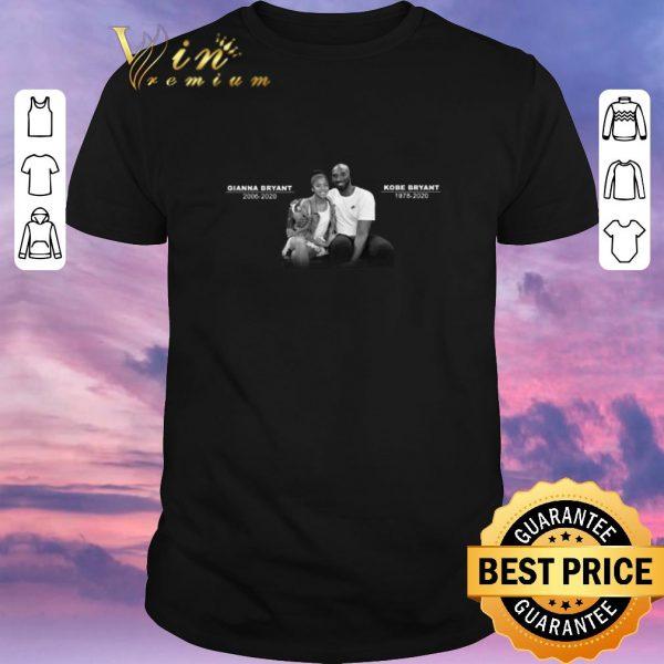 Premium RIP Gianna Bryant 2006 2020 Kobe Bryant 1978 2020 shirt sweater