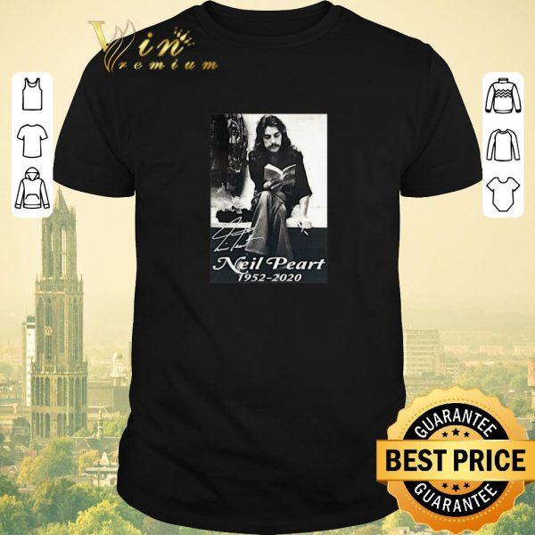 Premium Signature Neil Peart 1952 2020 Poster shirt sweater