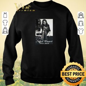 Premium Signature Neil Peart 1952 2020 Poster shirt sweater 2