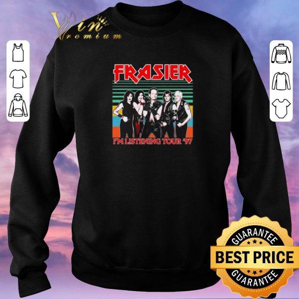 Pretty Frasier TV Show I'm Listening Tour '97 Vintage shirt sweater