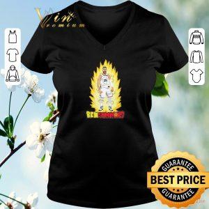 Pretty He's On Fire Ben Simmons mashup Dragon Ball Z shirt sweater 1