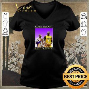 Pretty RIP Kobe Bryant rest in peace we miss you thank you goat Lakers shirt sweater 1
