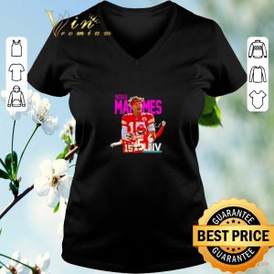 Pretty kansas city chiefs patrick mahomes signature shirt sweater