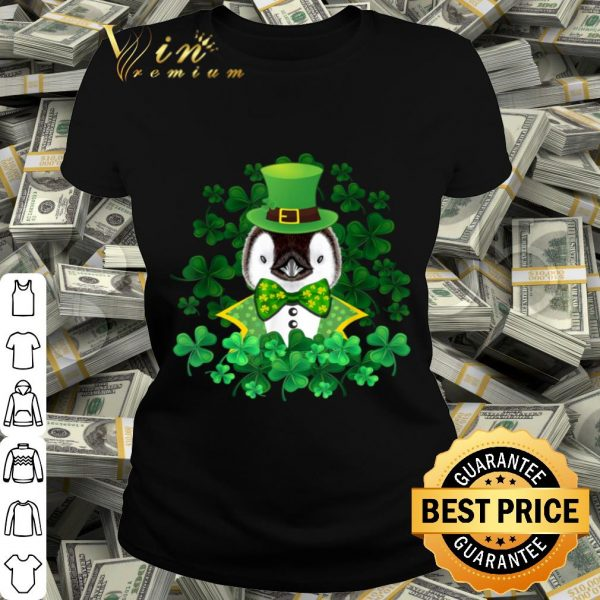 Shamrock Penguin St Patrick's day Costume shirt
