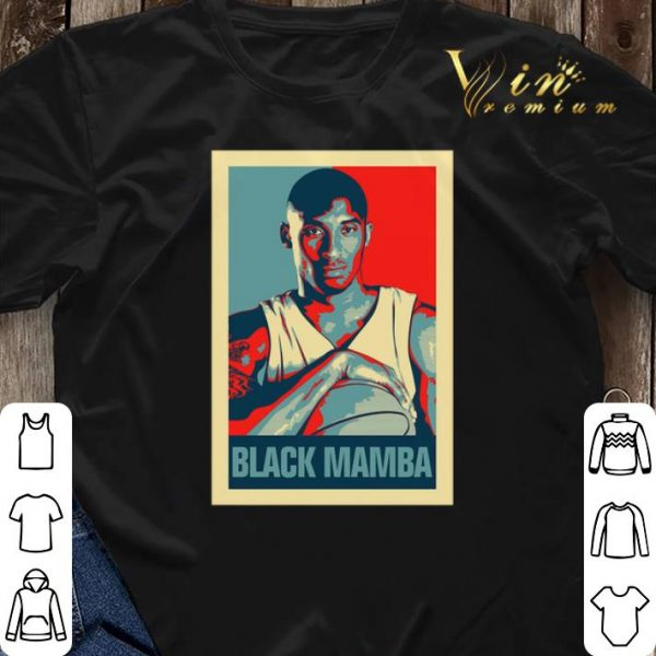 The Black Mamba Kobe Bryant Art Vintage shirt sweater