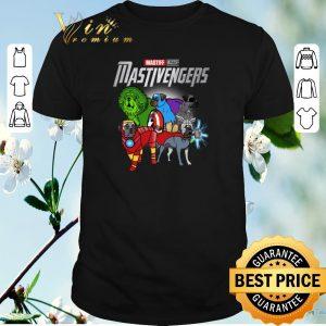 Top Marvel Avengers Mastiff Mastivengers shirt sweater