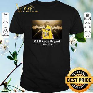 Top R.I.P Kobe Bryant 24 Black Mamba 1978 2020 shirt sweater