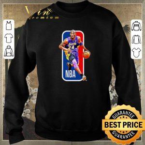 Top RIP 24 Kobe Bryant NBA Los Angeles Lakers shirt sweater 2