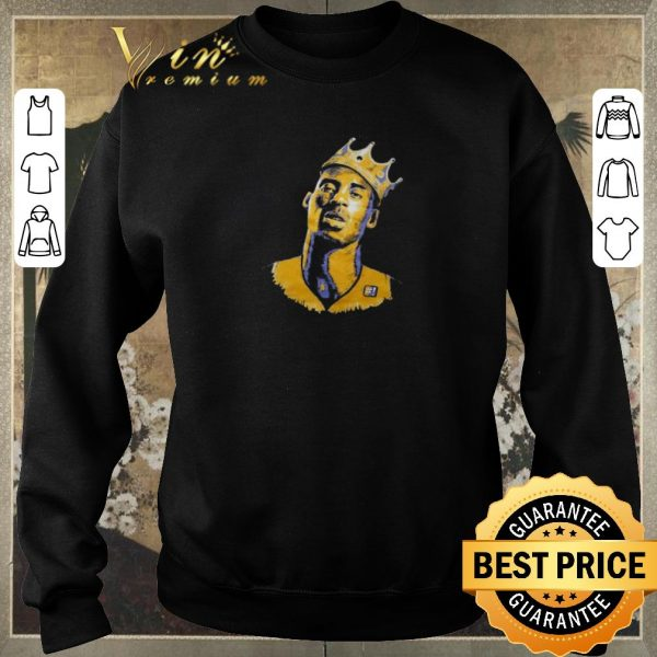Top RIP KOBE KING Kobe Bryant shirt sweater