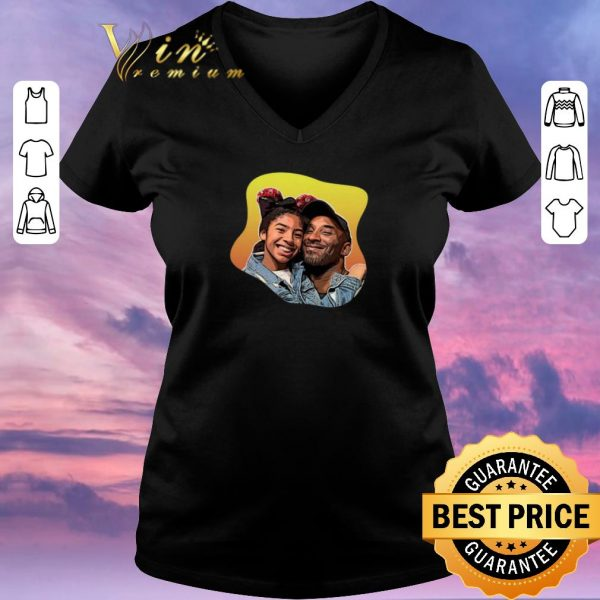Top RIP Kobe Bryant and Gianna Bryant GirlDad Kobe And Gigi shirt sweater