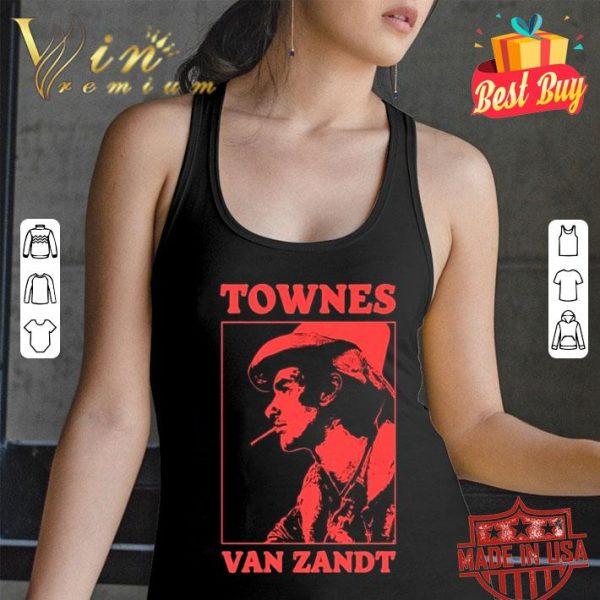 Townes Van Zandt shirt