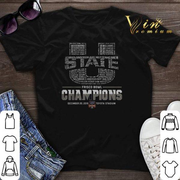 Utah State Frisco Bowl Champions Logo shirt sweater