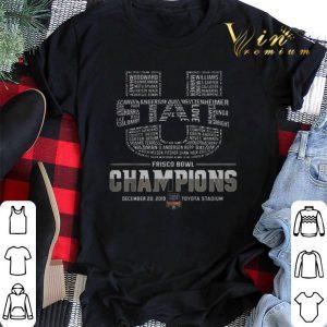 Utah State Frisco Bowl Champions Logo shirt sweater 1